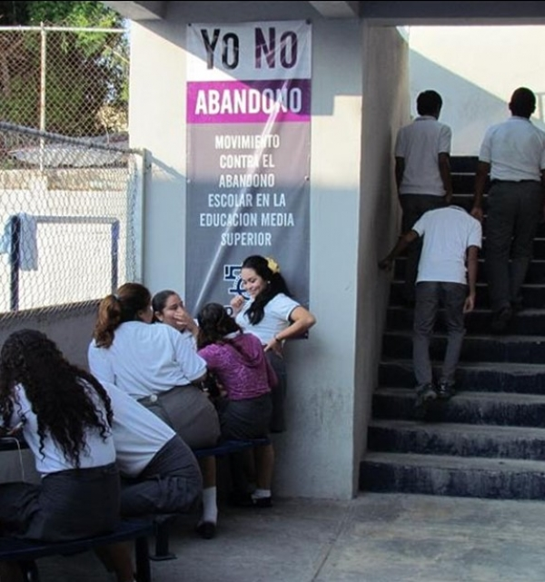 "Promueven Becas ""Contra el abandono escolar"" para Nivel Medio Superior: @SEP_mx"