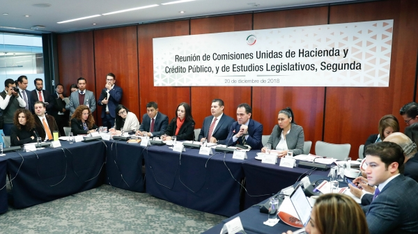 Prudente, responsable, con disciplina fiscal y financiera, la Ley de Ingresos 2019